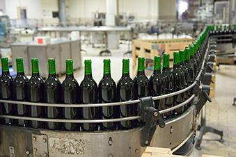 Plan de contrôle conditionnement vins