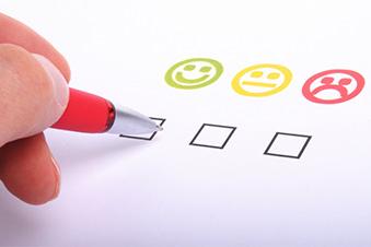 Enquête de satisfaction Groupe ICV