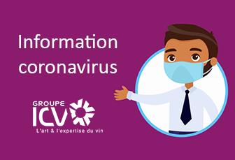 Information coronavirus au 11 mai