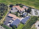 Le site de Maurin produit 125000 kWh/an d'électricité photovoltaïque