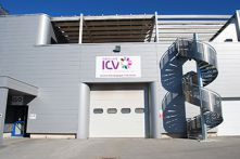 Centre oenologique ICV Ardèche, Ruoms