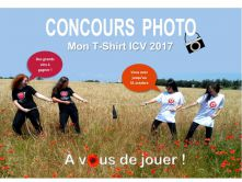 Concours photo T-Shirt ICV 2017