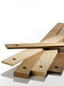 Morceaux de bois de chêne pour l'oenologie OENOSTAVE