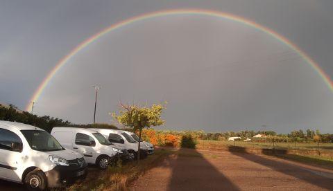 Hérault : après la pluie...