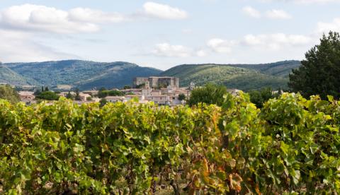Ardèche : toujours chaud et très sec !