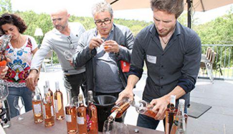 Matinée technique de Provence : De la vigne au verre