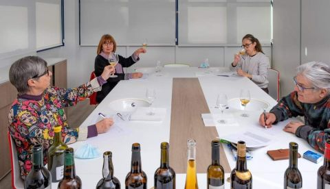 Les vins oxydatifs secs : le savoir-faire catalan