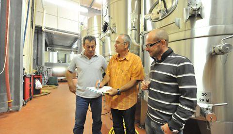 Poursuite de la maturation, bonnes pratiques de fermentations et vigilance microbio.