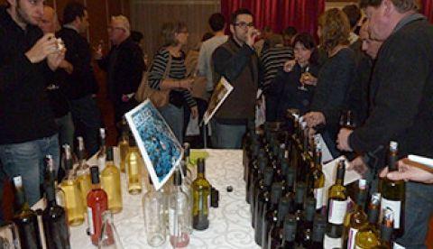 Rencontres millésime 2014 dans le Gard