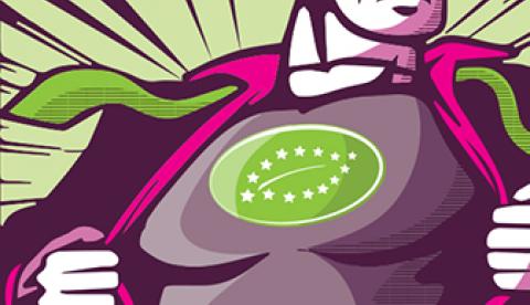 Vins bio : Les super-héros au salon