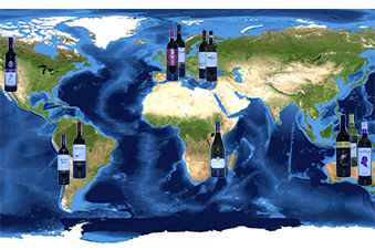 Vins internationaux